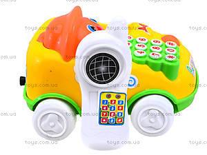 Детская игрушка-каталка «Телефон», 28008, купить