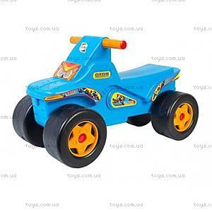 Каталка-толокар «Квадроцикл», 375