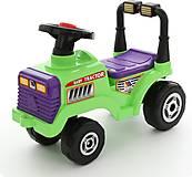 Каталка-трактор «Митя», 7956, фото