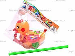 Каталка «Утка», 9167, детские игрушки