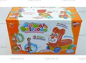 Каталка для детей «Тигрёнок», 8101A, купить
