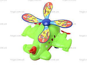 Игрушка каталка - вертолет на палке, 928-3, цена