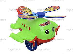 Игрушка каталка - вертолет на палке, 928-3, детские игрушки