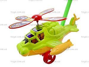 Каталка-вертолет, 268-G14, детские игрушки