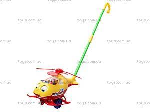Каталка-вертолет для детей, 1191, фото