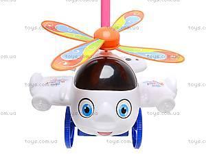 Каталка-вертолет на палке, 885-1, фото