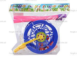 Игрушка каталка «Колесо», 777-8, игрушки