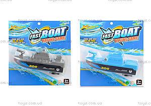 Катер Fast Boat, 2 вида, 3012-4