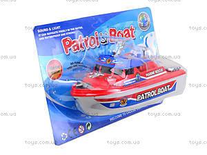 Музыкальный катер  Patrol Boat, 0679A, купить