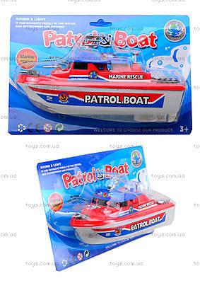 Музыкальный катер  Patrol Boat, 0679A, фото