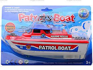 Музыкальный катер  Patrol Boat, 0679A, отзывы