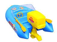 Детский игрушечный катер, , фото