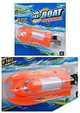Катер Fast Boat, красный, 3012-11, интернет магазин22 игрушки Украина