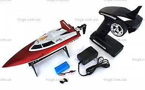 Катер на радиоуправлении Racing Boat FT007, красный, FL-FT007r, отзывы
