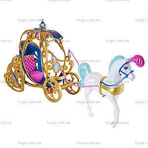 Сказочная карета Золушки с конем «Дисней», CDC44, купить