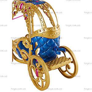 Сказочная карета Золушки с конем «Дисней», CDC44, отзывы