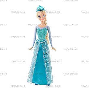 Сказочная кукла-принцесса Дисней из м/ф «Холодное сердце», CJX74, купить