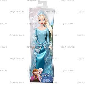 Сказочная кукла-принцесса Дисней из м/ф «Холодное сердце», CJX74, отзывы
