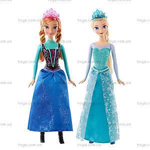Сказочная кукла-принцесса Дисней из м/ф «Холодное сердце», CJX74