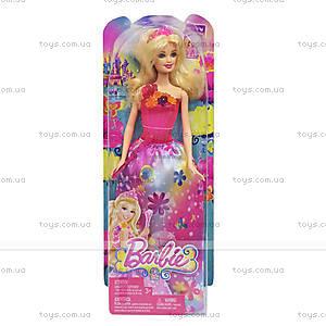 Сказочная принцесса Barbie из м/ф «Тайные двери», BLP32, фото