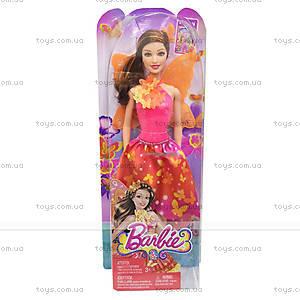 Сказочная принцесса Barbie из м/ф «Тайные двери», BLP32, цена