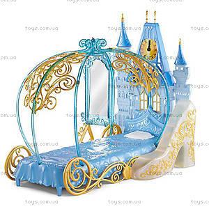 Набор кукольной мебели «Сказочная спальня Золушки», CDC47, цена
