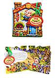 Книжка серии Сказки-домики «Три поросенка», М156008Р, фото