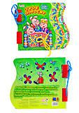 Детская сказка-шнуровка «Три поросенка», М397002У, фото