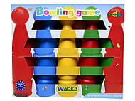 Игрушечный боулинг для детей, 80020, отзывы