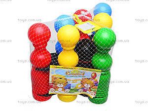 Игрушечные кегли для детей, 39111, фото