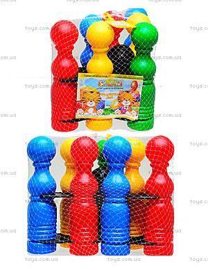 Игрушечные кегли для детей, 39111