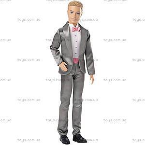 Кукла-кен «Жених» Barbie, CFF38, купить
