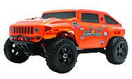 Машина на радиоуправлении Himoto Mini Hummer E18HM, оранжевая, E18HMo, купить