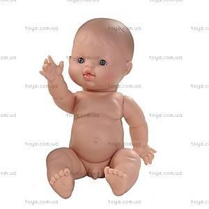 Кукла-мальчик «Европеец», без одежды, 34021