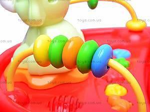 Ходунки детские с игровой панелью, 314, детские игрушки