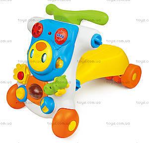 Ходунки-каталка Weina развивающий центр 2 в 1 «Верхом на роботе», 2130, цена