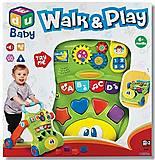 Ходунки музыкальные Walk & Play, K33001
