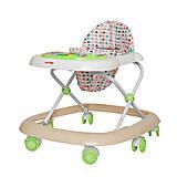 Ходунки Amico зеленые, CRL-72012 Green, игрушка