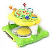 Ходунки для детей Babyhit Rapid Yellow-Green, 25637, фото