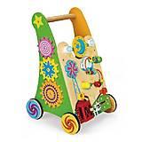 Ходунки-каталка для деток Viga Toys, 59460, отзывы