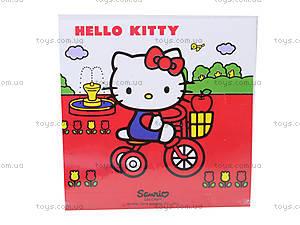 Холст для рисования с контуром Hello Kitty, HK14-218K