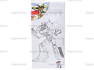 Холст с контуром Transformers, TF14-215K