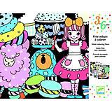 Художественный комплект для рисования «Парад сладостей», DJ09625, купить