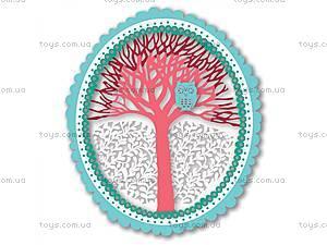 Художественный комплект «Кружевной лес», DJ09531, фото
