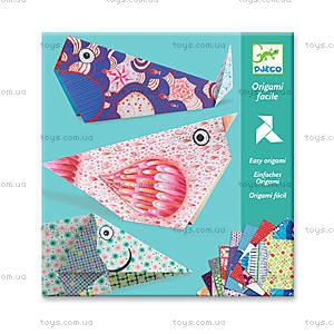 Художественный комплект оригами «Большие животные», DJ08776
