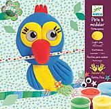 Художественный комплект «Пластилиновые друзья», DJ08911, купити
