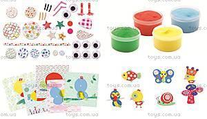 Художественный комплект «Пластилиновые друзья», DJ08911, игрушки