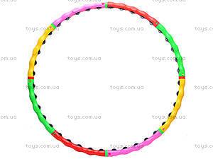 Хулахуп с массажными кольцами, 001 (W02-1341