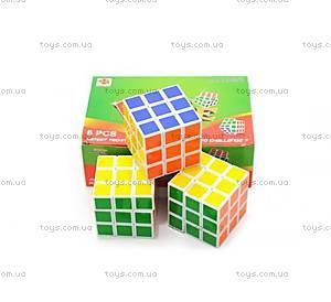 Классическая головоломка «Кубик-рубик», 7683