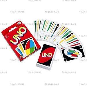 Классическая настольная игра UNO, W2085, купить